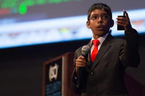 Creating a Safe and Secure Cyber World for Kids (by a Kid) – (ISC)2 Security Congress (2014)