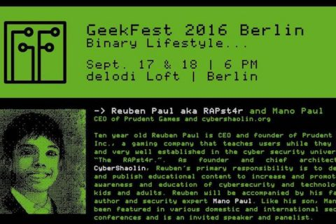 Interview With Captain Crunch & Oliver Söhlke – GeekFest Berlin (2016)