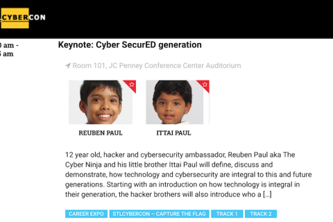 Cyber SecurED Generation – STL CyberCon (2018)